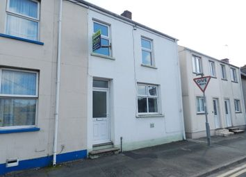 Thumbnail 3 bed end terrace house for sale in Prendergast, Haverfordwest, Pembrokeshire