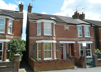 Thumbnail 4 bed property to rent in Clarence Road, Horsham