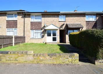 Thumbnail 2 bed terraced house for sale in Edison Road, Stevenage, Hertfordshire