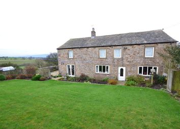Thumbnail 5 bed detached house for sale in Little Middop Farm, Burnley Road, Gisburn