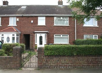 Thumbnail 3 bed terraced house to rent in Dooley Drive, Old Roan, Liverpool