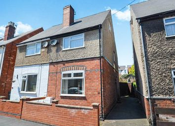 Thumbnail 2 bed semi-detached house for sale in Ingram Road, Bulwell, Nottingham