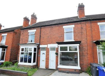 Thumbnail 2 bed terraced house for sale in Dover Road, Horninglow, Burton-On-Trent