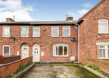 3 bed terraced house for sale in Scrogg Road, Newcastle Upon Tyne, Tyne And Wear NE6