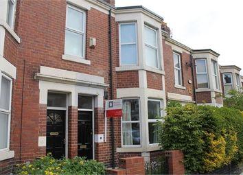 Thumbnail 2 bedroom flat for sale in Warton Terrace, Heaton, Tyne & Wear.