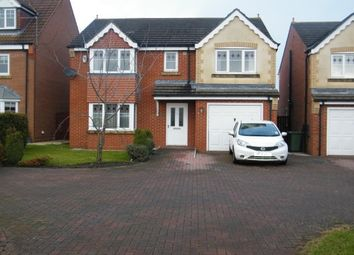 Thumbnail 5 bed detached house to rent in Weymouth Drive, Houghton Le Spring