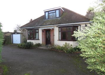 Thumbnail 4 bed property for sale in High Street, Graveley, St. Neots