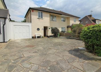 Thumbnail 3 bed semi-detached house for sale in Robinson Avenue, Goffs Oak, Herts