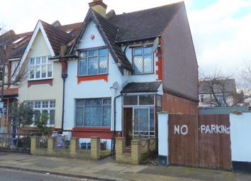 Thumbnail 3 bed end terrace house for sale in Jersey Road, Tooting, London