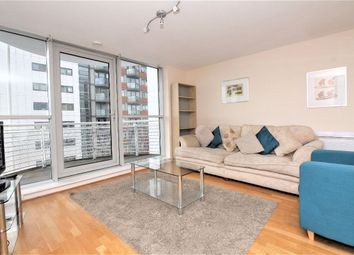 Thumbnail 2 bed flat to rent in Switch House, Canary Wharf