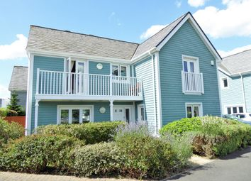 Thumbnail 4 bed link-detached house for sale in The Lakes, Leybourne Lakes, Larkfield