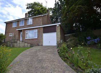 Thumbnail 3 bed detached house for sale in Coppice Close, Newbury, Berkshire