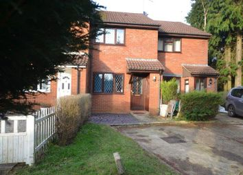 Thumbnail 2 bed terraced house for sale in Nutley Close, Bordon