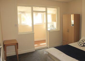 Thumbnail Studio to rent in Alexandra Park Road, Alexandra Palace, North London
