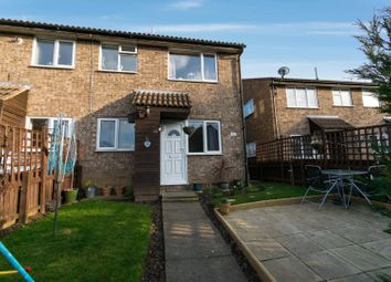 Thumbnail 1 bed end terrace house for sale in Bridge Close, Leicester