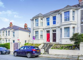 Thumbnail 4 bed end terrace house for sale in Dale Road, Plymouth