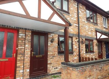 Thumbnail 2 bed terraced house to rent in Ambuscade Close, Crewe