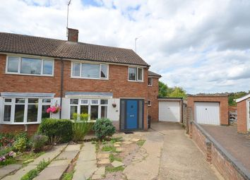 Thumbnail 4 bed semi-detached house for sale in Farm Close, Kingsthorpe, Northampton