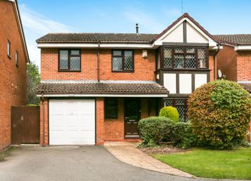Thumbnail 4 bedroom detached house for sale in Best Avenue, Kenilworth