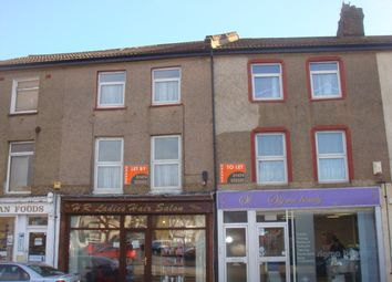 Thumbnail 2 bedroom flat to rent in Parrock Street, Gravesend