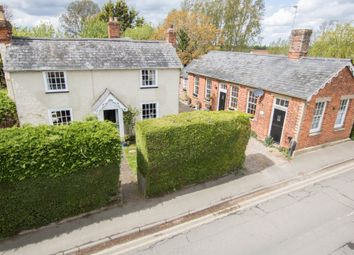 Thumbnail 4 bed cottage for sale in High Street, Castle Camps, Cambridge