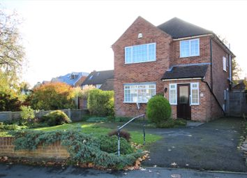 Thumbnail 3 bed detached house for sale in Woodham, Surrey
