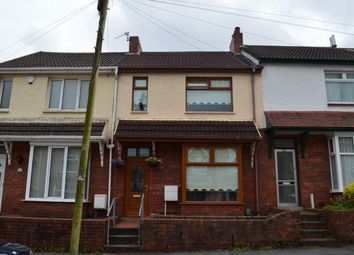 Thumbnail 3 bed terraced house to rent in Fern Street, Cwmbwrla, Swansea.