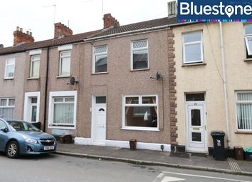 2 bed terraced house for sale in Corelli Street, Newport NP19