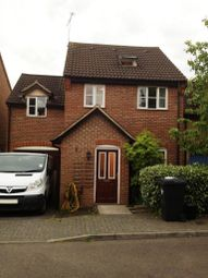 Thumbnail 4 bed detached house to rent in Lukins Drive, Dunmow
