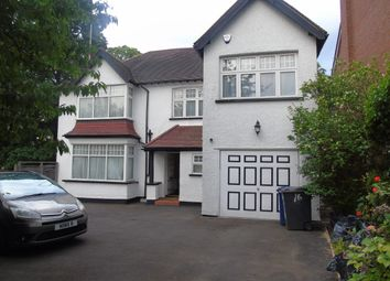 Thumbnail 5 bed detached house for sale in Oakleigh Park North, Totteridge