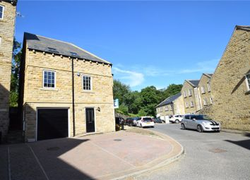 Thumbnail 4 bed town house for sale in Woodcote Fold, Goose Eye, Oakworth, West Yorkshire