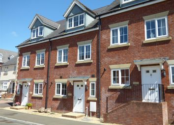 Thumbnail 3 bed town house to rent in Bayfield Wood Close, Chepstow
