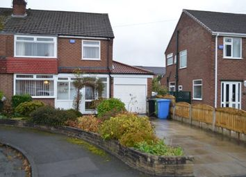 Thumbnail 3 bed semi-detached house for sale in Boundary Grove, Sale, Greater Manchester