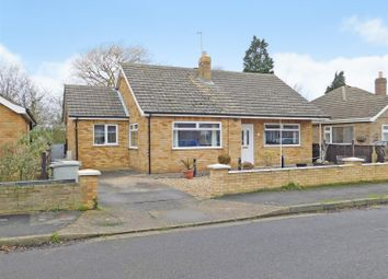 Thumbnail 2 bed detached bungalow for sale in Claremont Road, Burgh Le Marsh, Skegness