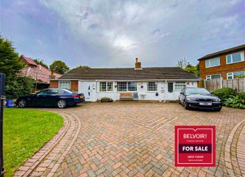 Thumbnail 5 bed detached bungalow for sale in Harden Road, Walsall