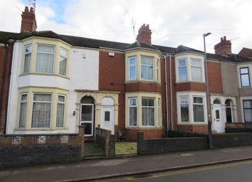 Thumbnail 4 bed terraced house for sale in Murray Road, Rugby