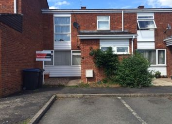 Thumbnail 3 bed terraced house to rent in Long Itchington, Southam