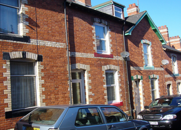 Thumbnail 2 bed terraced house to rent in Beaumont Road, Newton Abbot