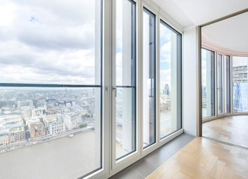 Thumbnail 3 bed flat to rent in South Bank Tower, 55 Upper Ground