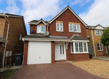 Thumbnail 4 bed detached house to rent in Exmoor Close, Hinchingbrooke, Huntingdon, Cambridgeshire