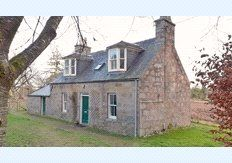 Thumbnail 2 bedroom detached house to rent in Drum Castle, Drumoak, Banchory, Kincardineshire