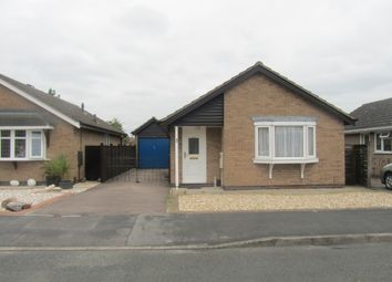 Thumbnail 2 bed detached bungalow for sale in Odstone Drive, Hinckley