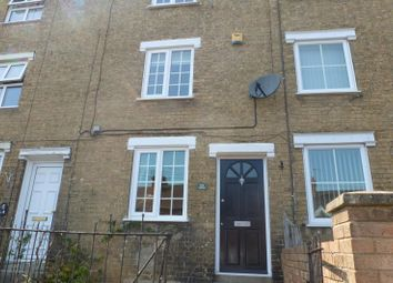 Thumbnail 3 bed terraced house to rent in Prospect Place, Melton Hill, Woodbridge