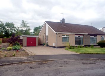 Thumbnail 2 bed detached bungalow for sale in Thistle Avenue, Grangemouth