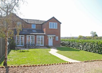 Thumbnail 4 bed semi-detached house for sale in Long Wittenham, Abingdon