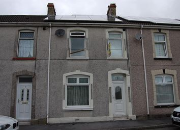 Thumbnail 3 bed terraced house for sale in Woodlands Terrace, Cross Hands, Llanelli