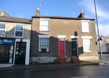 Thumbnail 2 bed terraced house to rent in Catherine Street, St Albans