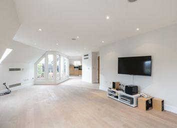 Thumbnail 3 bedroom flat to rent in Pembridge Villas, London
