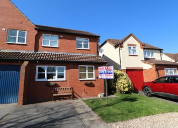 Thumbnail 3 bed semi-detached house for sale in Pippin Close, Newent
