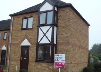 Thumbnail 3 bed property to rent in Rudkin Drive, Sleaford, Lincs